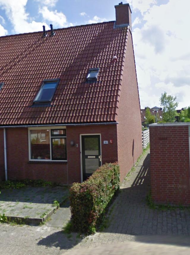Patio 161, Hoorn
