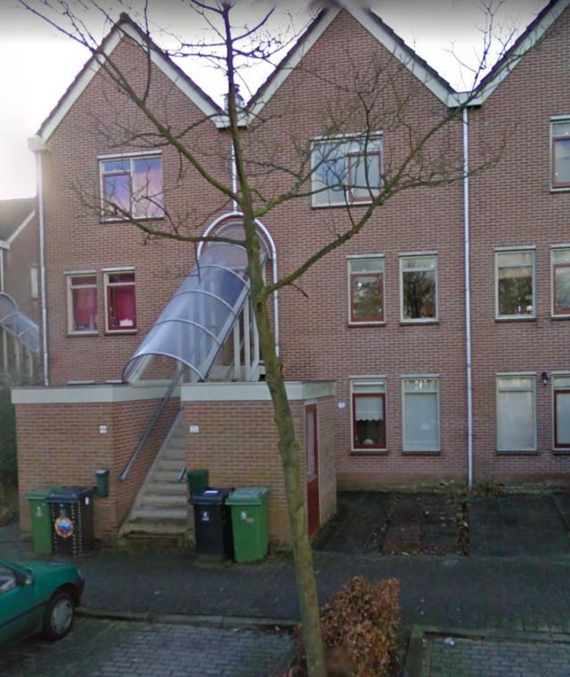 Hoefblad 20, Hoorn