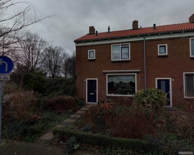 Frederik Hendrikstraat 1, Hoorn