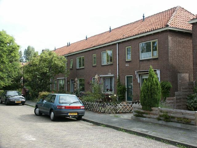 Violenstraat 3, Enkhuizen