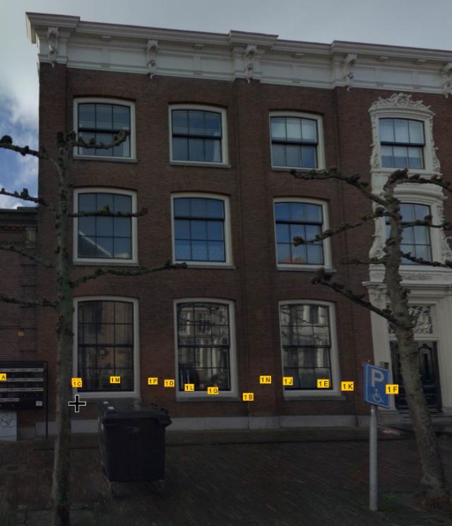 Ramen 1C, Hoorn