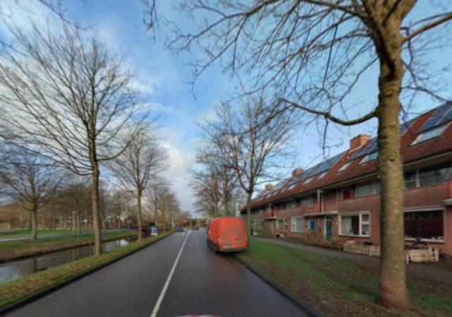 Watersnip 3, Hoorn